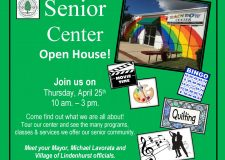 Rainbow Senior Center Open House