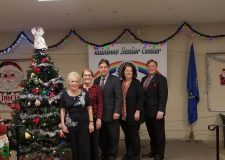 Annual Tree Lighting at the Rainbow Senior Citizen Center